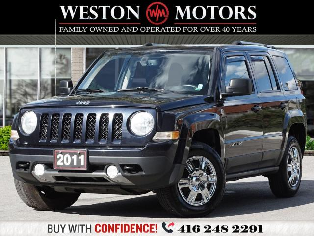 2011 Jeep Patriot LIMITED*4X4*SUNROOF*NAVI!!!*