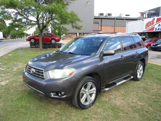 Used 2009 Toyota Highlander SPORT ~ LEATHER ~ 7 PASS. ~ BLUETOOTH for sale in Toronto, ON