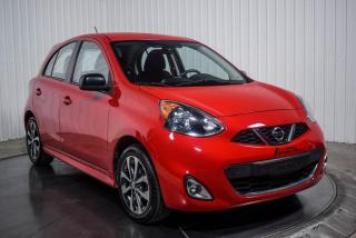 Used 2015 Nissan Micra SV A/C MAGS CAMERA DE RECUL for sale in St-Hubert, QC