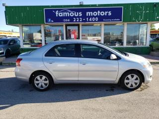 Used 2007 Toyota Yaris for sale in Winnipeg, MB