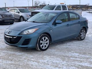 Used 2010 Mazda MAZDA3 GX for sale in Winnipeg, MB