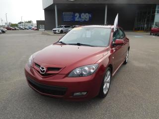 Used 2008 Mazda MAZDA3 2008 HB Sport Man GS,TOIT,A/C for sale in Mirabel, QC