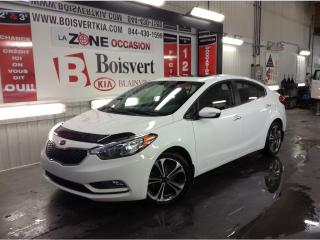 Used 2017 Kia Forte FORTE EX+ TOIT MAG CAMÉRA BLUETOOTH ! for sale in Blainville, QC