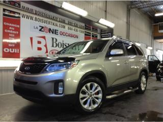 Used 2014 Kia Sorento SORENTO EX V-6 CUIR CAMÉRA FREINS NEUF RACK TOIT for sale in Blainville, QC