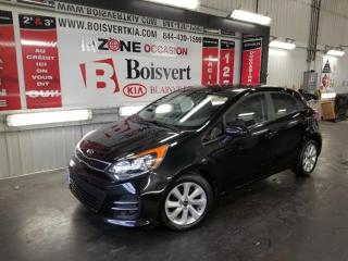 Used 2017 Kia Rio RIO5 EX AUTOMATIQUE A/C ROUE MAG CAMÉRA for sale in Blainville, QC
