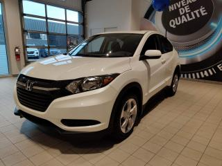Used 2018 Honda HR-V LX FWD **SEULEMENT 28500 KM** for sale in St-Eustache, QC