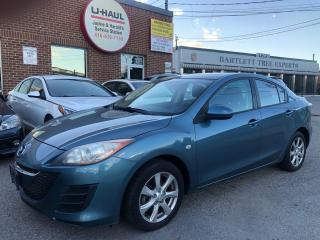 Used 2010 Mazda MAZDA3 GS Great Condition for sale in North York, ON