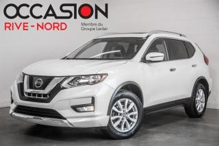 Used 2017 Nissan Rogue SV AWD TOIT.OUVRANT+CAM.RECUL+SIEGES.CHAUFFANTS for sale in Boisbriand, QC