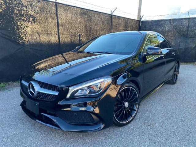 2017 Mercedes-Benz CLA-Class ***SOLD***