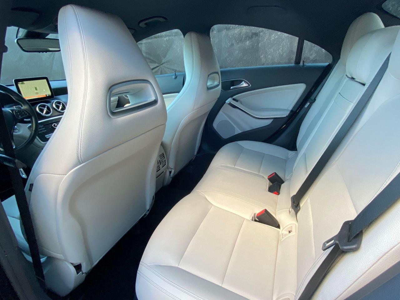 2017 Mercedes-Benz CLA-Class