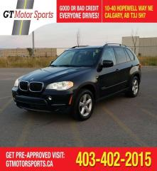 Used 2012 BMW X5 35i | $0 DOWN - EVERYONE APPROVED! for sale in Calgary, AB