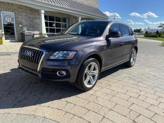 Used 2010 Audi Q5 Modèle quattro 4 portes de 3.2 L de prem for sale in St-Eustache, QC