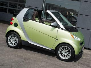 Used 2009 Smart fortwo LIMITED THREE|CABRIO for sale in Toronto, ON