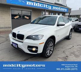 Used 2012 BMW X6 xDrive35i | NAV | SUNROOF | CAM | CLEAN CARFAX for sale in Niagara Falls, ON
