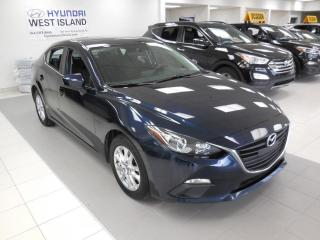 Used 2016 Mazda MAZDA3 GS AUTO MAGS A/C CAMÉRA BT CRUISE GROUPE for sale in Dorval, QC