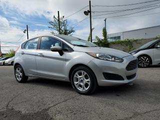 Used 2016 Ford Fiesta SE *BT*SIÈGES CH*A/C* 42$/SEM for sale in St-Jérôme, QC