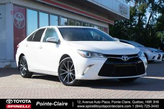 Used 2017 Toyota Camry ***RÉSERVÉ***XSE 4 CYL for sale in Pointe-Claire, QC