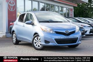 Used 2014 Toyota Yaris CE AUTO 5DR 5 PORTES for sale in Pointe-Claire, QC