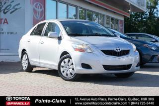 Used 2009 Toyota Yaris 5 VITESSE GROUPE ÉLECTRIQUE, A/C for sale in Pointe-Claire, QC