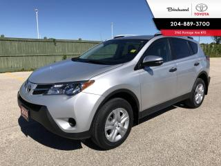 Used 2013 Toyota RAV4 LE Upgrade Package for sale in Winnipeg, MB