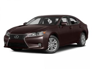 Used 2015 Lexus ES 350 Touring Package for sale in Winnipeg, MB