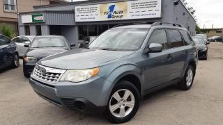 Used 2011 Subaru Forester X Convenience for sale in Etobicoke, ON