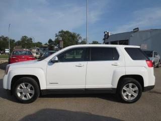 Used 2010 GMC Terrain AWD 4dr SLE-1 for sale in Winnipeg, MB