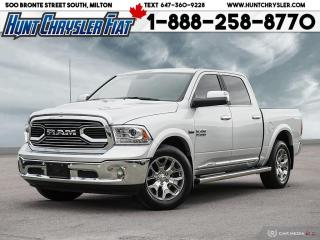 Used 2017 RAM 1500 LIMITED | CREW | 4X4 | NAV | LEATHER | TOW & MORE! for sale in Milton, ON