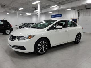 Used 2015 Honda Civic EX - CAMERA + TOIT + SIEGES CHAUFFANTS !!! for sale in Saint-Eustache, QC