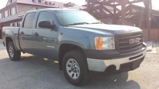 Used 2012 GMC Sierra 1500 WORK TRUCK CREW CAB for sale in West Kelowna, BC