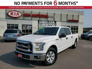 Used 2015 Ford F-150 XLT, 2.7L Ecoboost, RWD, Traction Control. for sale in Niagara Falls, ON