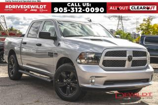 New 2020 RAM 1500 Classic EXPRESS BLACKOUT   SUB ZERO   SPORT HOOD   for sale in Hamilton, ON