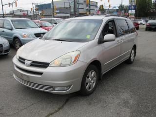 Used 2004 Toyota Sienna CE for sale in Vancouver, BC
