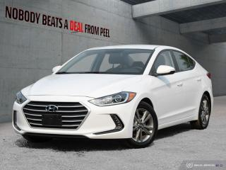 Used 2017 Hyundai Elantra 4DR SDN AUTO GL for sale in Mississauga, ON