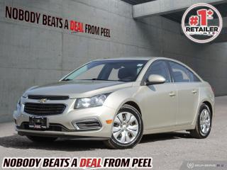 Used 2015 Chevrolet Cruze 4dr Sdn 1LT for sale in Mississauga, ON