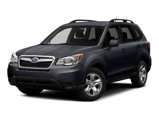 Used 2015 Subaru Forester 5dr Wgn CVT 2.5i Touring w-Tech Pkg for sale in Mississauga, ON