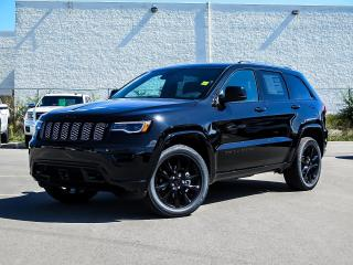 New 2020 Jeep Grand Cherokee Altitude | Roof | Nav| Alpine Sound for sale in Kitchener, ON