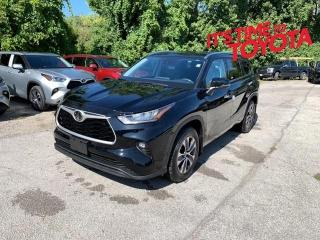New 2020 Toyota Highlander XLE AWD 6CYL AUTO XLE AWD for sale in Mississauga, ON