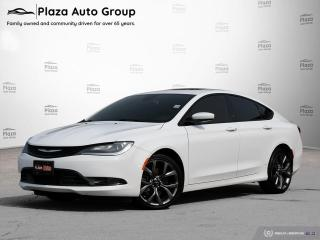 Used 2015 Chrysler 200 S for sale in Bolton, ON