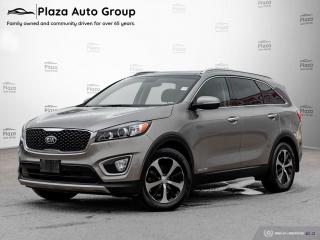 Used 2017 Kia Sorento EX+ for sale in Bolton, ON