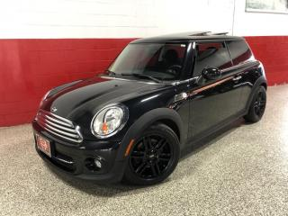 Used 2013 MINI Cooper Hardtop 'BAKER EDITION' BLUETOOTH PANORAMIC SUNROOF for sale in North York, ON