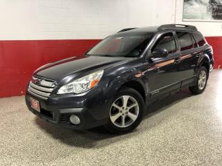 Used 2013 Subaru Outback LIMITED CVT 2.5i AWD NAVI CAMERA PANO-ROOF BLUETOOTH for sale in North York, ON