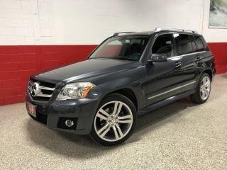 Used 2010 Mercedes-Benz GLK-Class GLK350 4MATIC 3.5L NAVI PANO-ROOF PARKING SENSORS for sale in North York, ON
