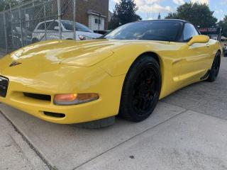 Used 2001 Chevrolet Corvette 2dr Cpe for sale in Hamilton, ON