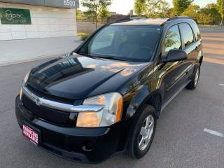 Used 2007 Chevrolet Equinox FWD 4DR LS for sale in Mississauga, ON
