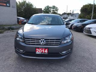 Used 2014 Volkswagen Passat 4dr Sdn 2.5L Highline *Ltd Avail* for sale in Barrie, ON