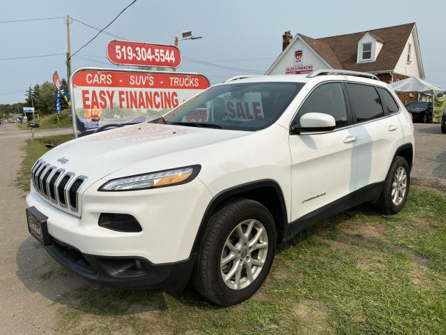 2017 Jeep Cherokee North call/text 5197327478,visit www.route24auto.ca for videos and more.