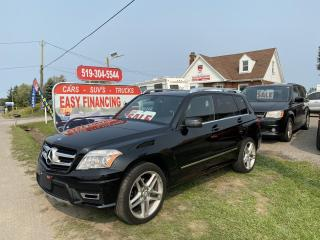 Used 2012 Mercedes-Benz GLK-Class 4 Matic www.route24auto.ca,call/text 519 732 7478 to test drive today. for sale in Brantford, ON