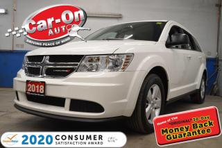 Used 2018 Dodge Journey Only 21,000 km - ALLOY WHEELS | AIR COND for sale in Ottawa, ON