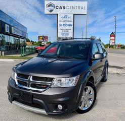 Used 2014 Dodge Journey LIMITED | NAVI | BACK-UP | for sale in Barrie, ON
